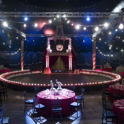 circus-set-up